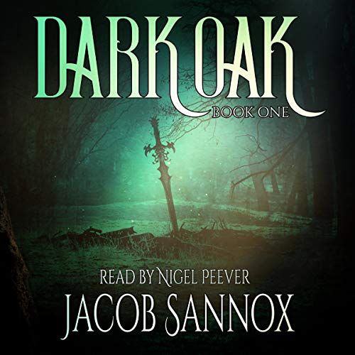 Dark Oak audiobook cover art