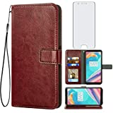 Asuwish Compatible with OnePlus 5 Wallet Case...
