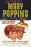 Mary Poppins Movie Poster (27,94 x 43,18 cm)