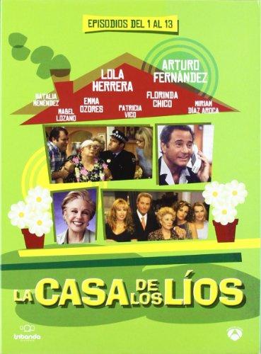 La Casa De Los Líos - Temporada 1 [DVD]
