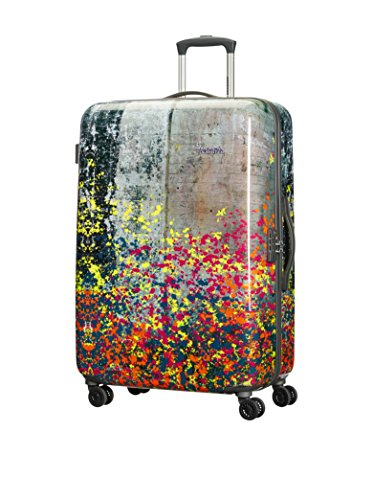 American Tourister 66550/4081 Jazz 2 Valigia, 94.5 litri, ABS, Multicolore