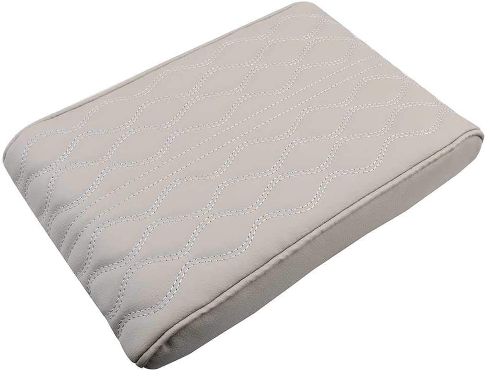 ZHHRHC Ultra-Cheap Deals Car Armrest Mat Center Console Arm outlet Rest Protection Cushio