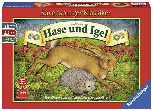 Ravensburger Spiele 26028 - Hase und Igel