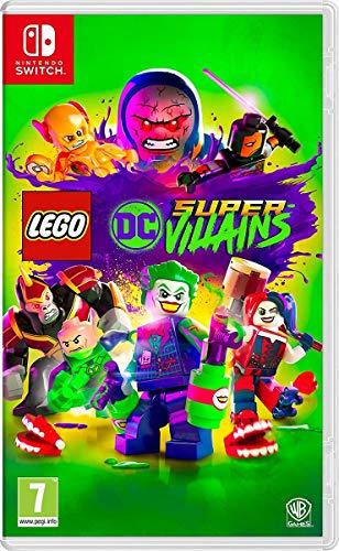 Warner Bros - Nintendo Switch Lego DC Super Villains, Codice download