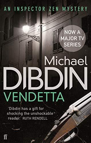 Vendetta (Aurelio Zen Book 2) (English Edition)