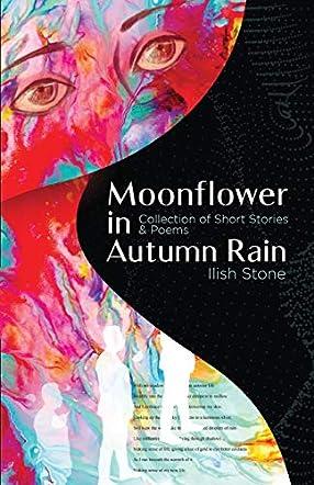 Moonflower in Autumn Rain