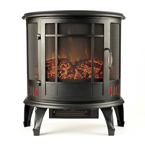 Magnificent Free Standing Ventless Gas Fireplace Amazon Com Interior Design Ideas Philsoteloinfo