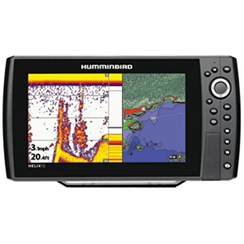 Buy Humminbird HELIX 10 Sonar/GPS Combo Marine , Boating Equipment