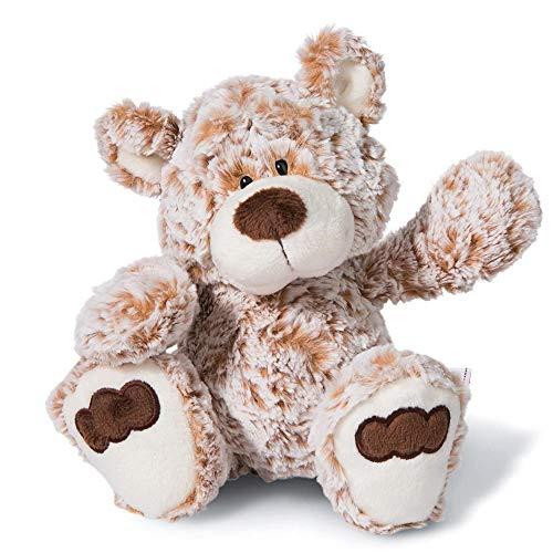 NICI Plüschtier Daddy-Bär 25 cm – Teddybär Kuscheltier für Mädchen, Jungen & Babys – Flauschiges Stofftier zum Kuscheln, Spielen und Schlafen – Teddy-Bär Schmusetier für Kuscheltierliebhaber – 44463