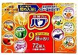 バブ 入浴剤・バスケア 72錠