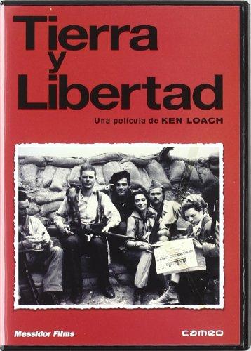 Tierra y Libertad [DVD]