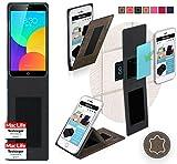 Hülle für Meizu MX4 Pro Tasche Cover Case Bumper | Braun