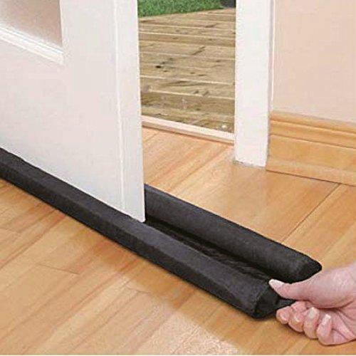 MSV Zugluftstopper Türstopper Zugluftstop für Tür und Fenster 80cm