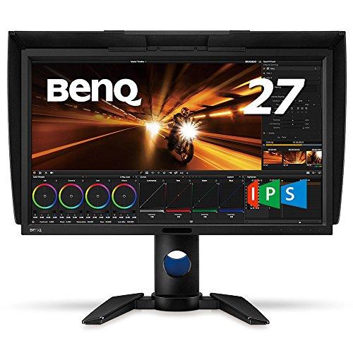 BenQ カラーマネジメントディスプレイ PV270 27インチ/WQHD/IPS/AdobeRGB 99%/DCI-P3 96%/HWキャリブレーシ...