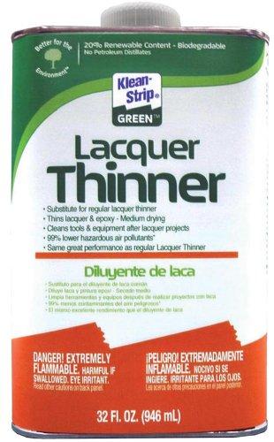 Klean-Strip Green Lacquer Thinner – 1 qt.