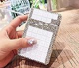 XIAOXIA Caja De Cigarrillo De Diamante De Diamante De Diamante De Diamante De Regalo Creativo Caja De Cigarrillo De 20 Piezas