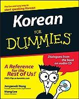 Korean For Dummies (For Dummies Series)