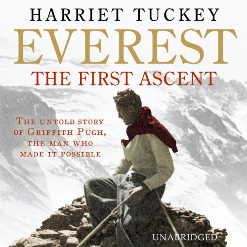 Everest - The First Ascent audiobook cover art