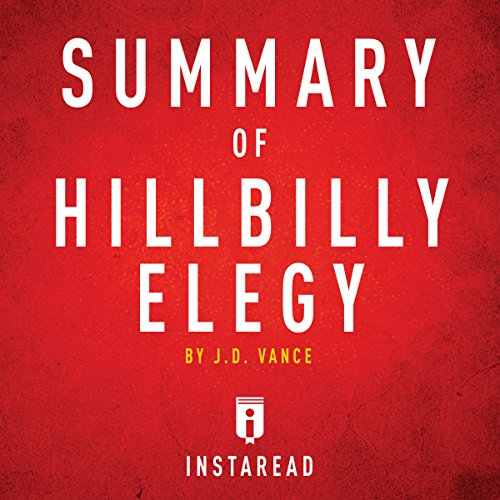 Summary of Hillbilly Elegy by J. D. Vance cover art