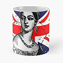 Happy Treason Day Ungrateful Colonials Queen Vintage - Best Gift Ceramic Coffee Mugs 11 Oz