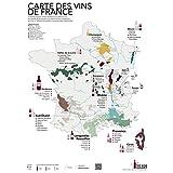The Wine Galaxy Idee Geschenk: bedruckte Karte der