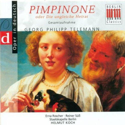Pimpinone oder Die ungleiche Heirat, TWV 21:15: Intermezzo III -