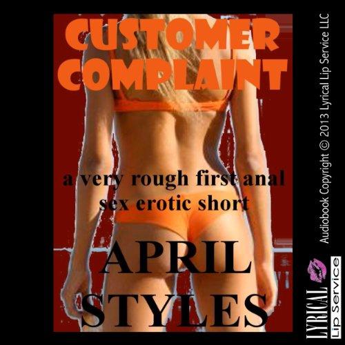 Customer Complaint audiobook cover art