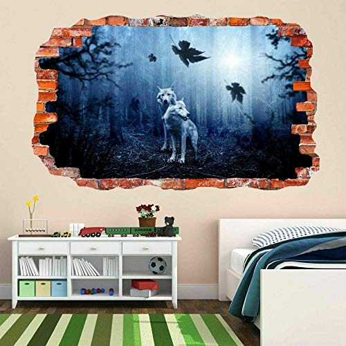 Wandtattoo Green Tree Frog Animal Wall Art Stickers Mural Decal Home Decor