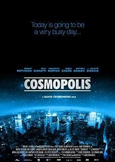 Best cosmopolis movie poster Reviews