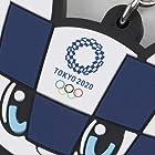 東京2020オリンピック マスコット ラバーキーホルダー ワードマークあり TOKYO OLYMPIC
