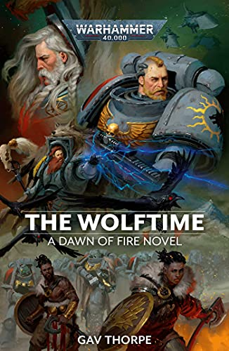 The Wolftime, 3: Volume 3