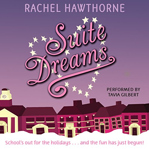 Suite Dreams audiobook cover art