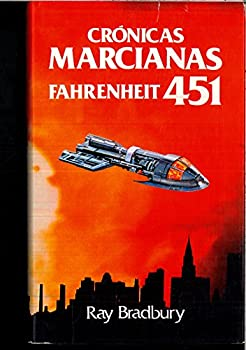 Paperback Crónicas marcianas. Fahrenheit 451 Book