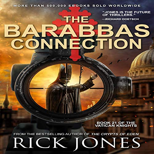 Couverture de The Barabbas Connection