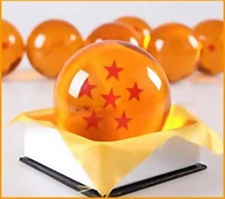 Dragon Ball Z - DragonBall Bola de Cristal - 7cm - 6 Estrellas