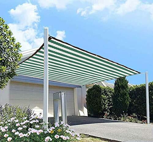Awnings Malla sombreo 95% Tasa de sombreado PE Anti-UV Sombrilla Neto jardín al Aire Libre del paño Protector Solar Protector Solar Coche Shade Cubierta de Plantas de Invernadero Cubierta