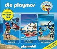Die Playmos - Die grosse Piraten-Box