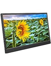 Uperfet モバイルモニター 4K UHD ディスプレイ 12.5インチ/4K(3840×2160)/HDR対応/IPS非光沢/薄型/軽量/HDMI×2、mini DP Nintendo Switch/Xbox/PS4対応