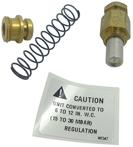 MIDDLEBY MARSHAL M5290 CONVERSION KIT NATURAL TO LP GAS BLODGETT
