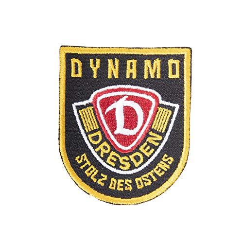 SG Dynamo Dresden Aufnäher Stolz des Ostens