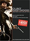 Clint Eastwood Western Icon Collection (High Plains Drifter / Joe Kidd / Two Mules For Sister Sara)