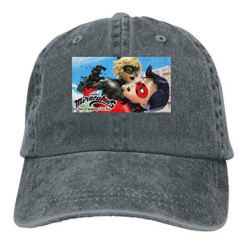 Beside Unisex Vintage Adjustable Cap Custom Miraculous...