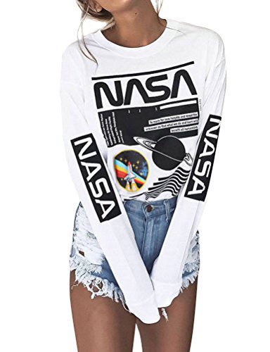 Nasa Long Sleeve Shirt