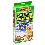 24 Cat Litter Tray Liners