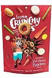 Fromm Crunchy O's Pot Roast Punchers Dog Treats 6 oz