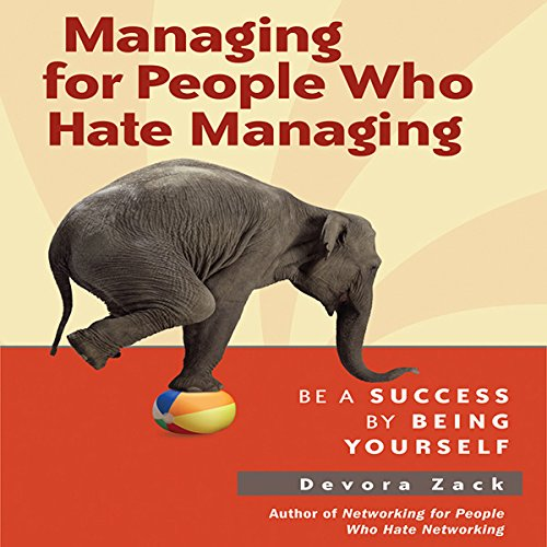 Managing for People Who Hate Managing Titelbild