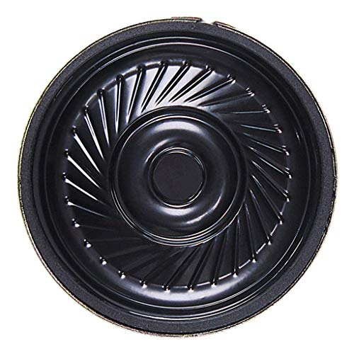 Yongenee Internal Speaker Module 8Ohm 0.5W 36mm Compatible with Electronic Toys, Radio, Intercom, Ect