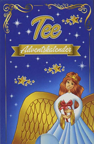 "Tee-Adventskalender""Engel"", 1er Pack (1 x 50 g)"