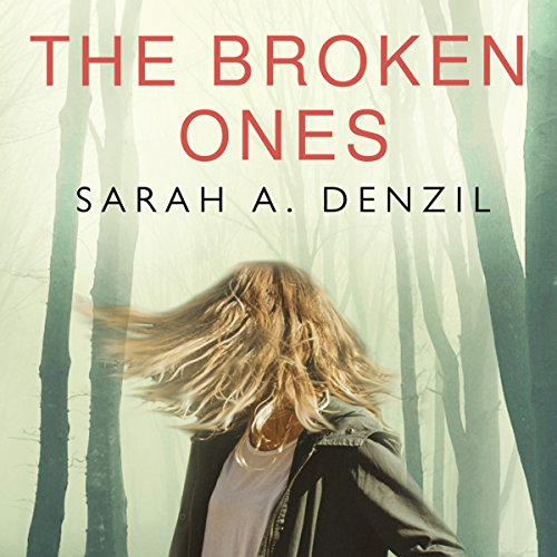 The Broken Ones audiobook cover art