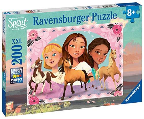 Ravensburger Kinderpuzzle 12772 - Abenteuer mit Lucky - 200 Teile